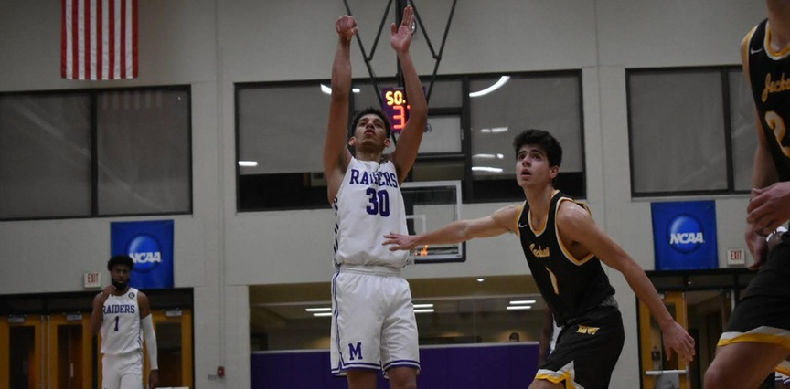 Mount Union's Braedon Poole Named to D3hoops.com Team of the Week