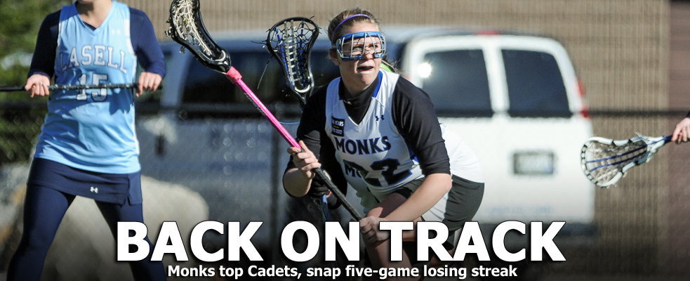 Monks Snap Skid with 10-7 Victory over Cadets