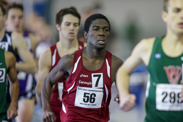 Carnegie Mellon Tops the Track at First Meet at WVU