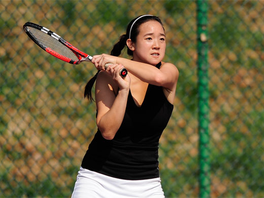 Women's tennis concludes Florida swing with 6-3 victory over Saint Mary's