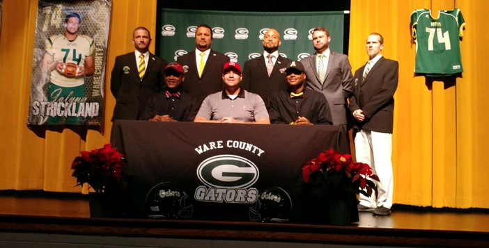 Three Gators Sign Scholarships Early