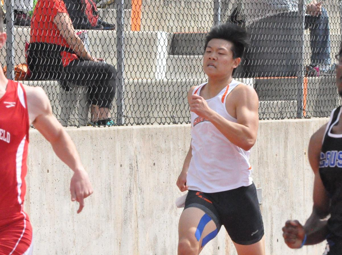 Track & Field Finding Balance on Road to Improvement