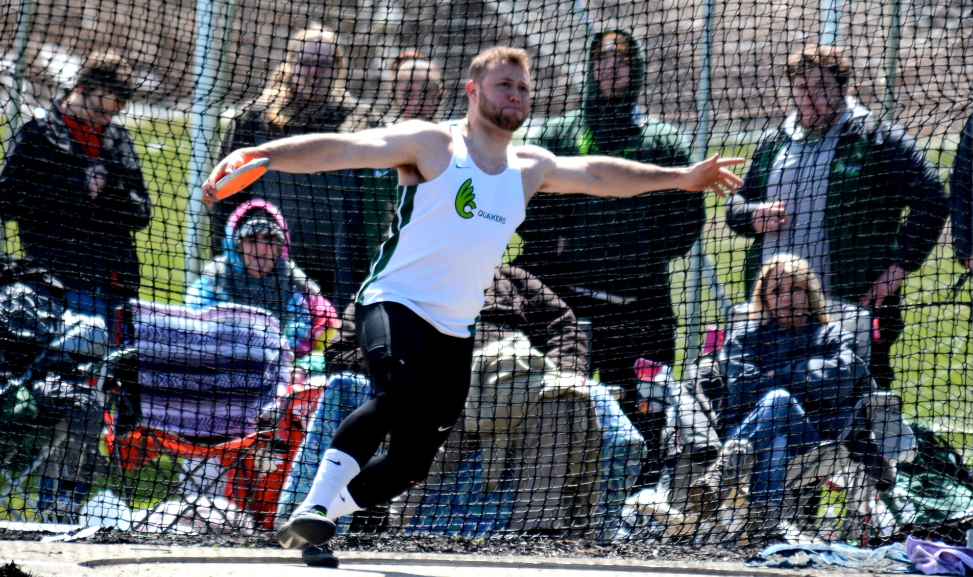 Men's Track and Field Takes Ninth at All-Ohio