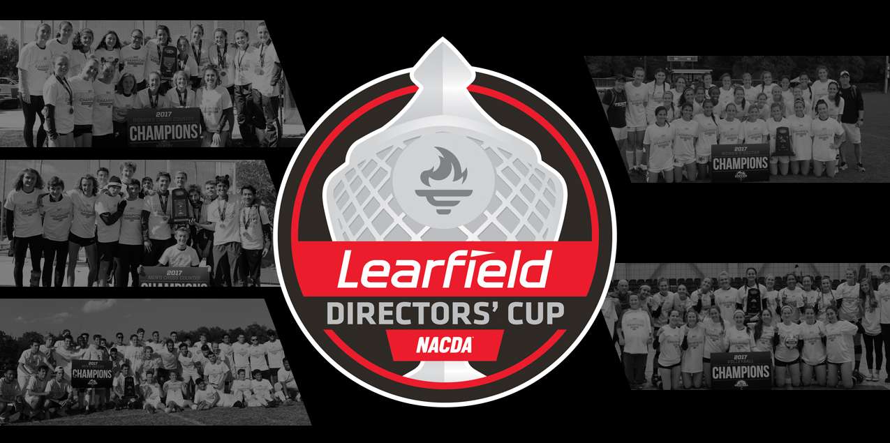 Trinity Leads Three SCAC Members Ranked in Fall Learfield Sports Directors' Cup Standings