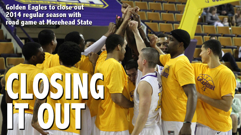 Golden Eagles to wrap up regular season at Morehead State