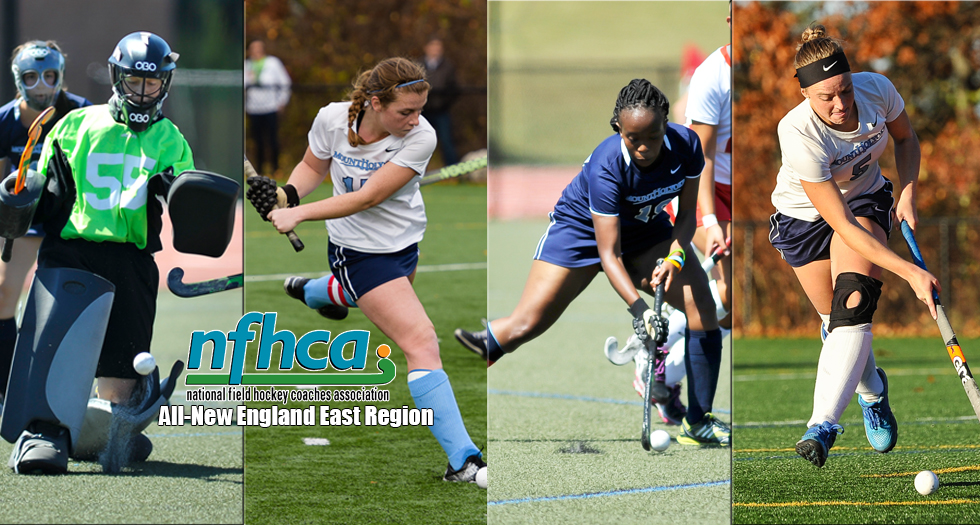 Four Garner All-Region in Field Hockey; Three Tabbed to First Team