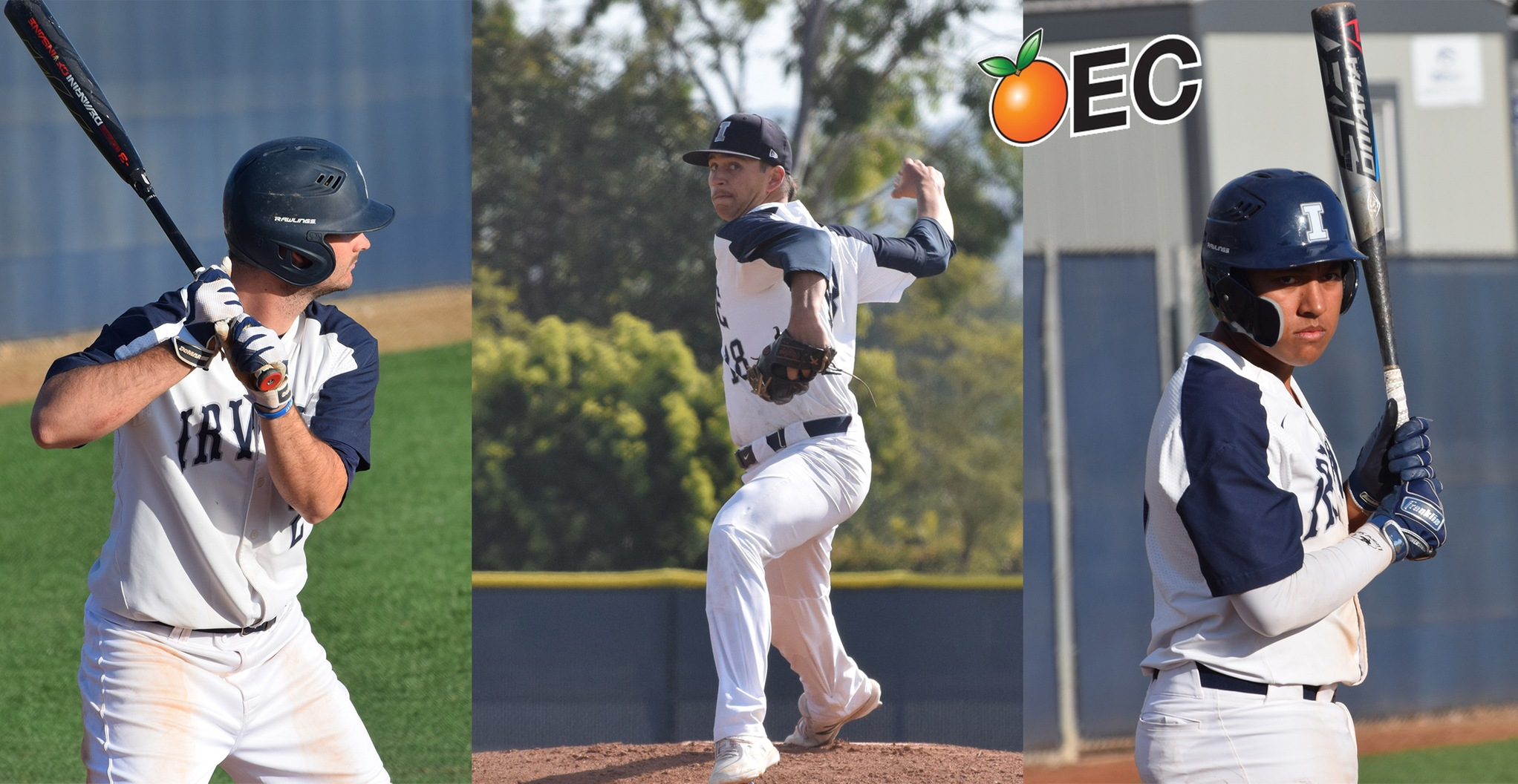 Dobson, Dunham and De Sa named to all-OEC baseball squads