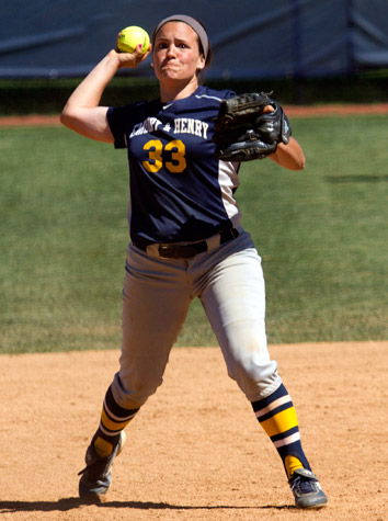 Emory & Henry Softball Splits A Non-Conference Doubleheader With Ferrum Tuesday