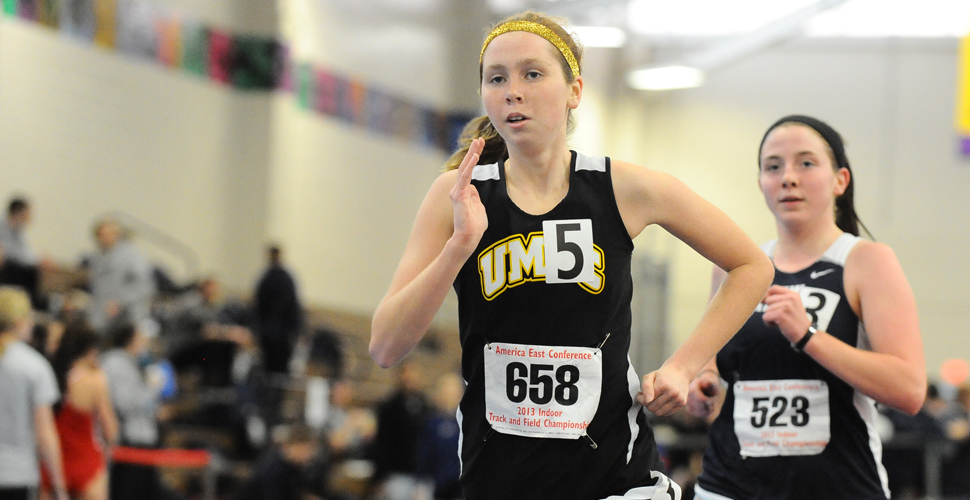 UMBC Track and Field to Hit the Big Apple for Two-Day Armory Collegiate Invitational