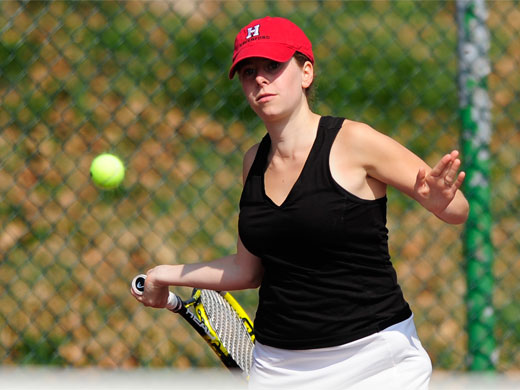 Women's tennis closes out non-conference slate against Salisbury