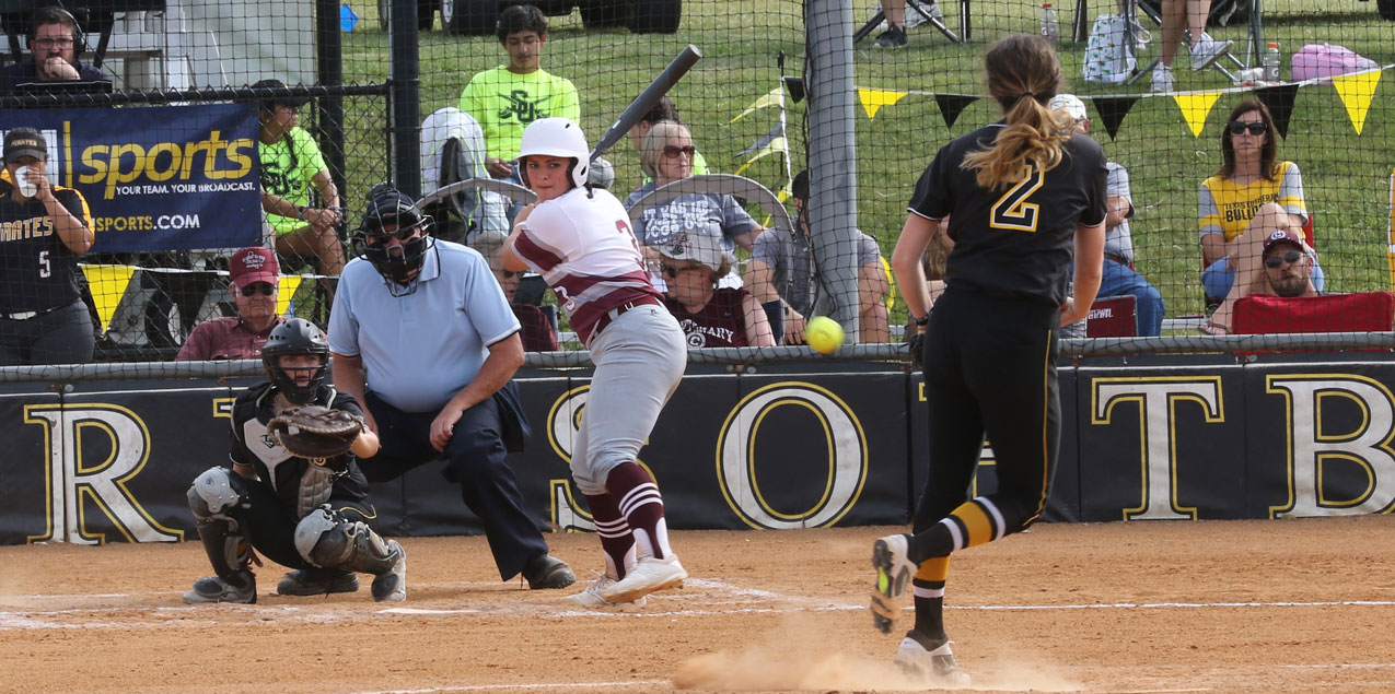 Texas Lutheran Advances Behind Raycroft's No-Hitter