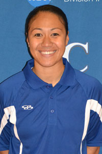 Softball: Angeline Quiocho