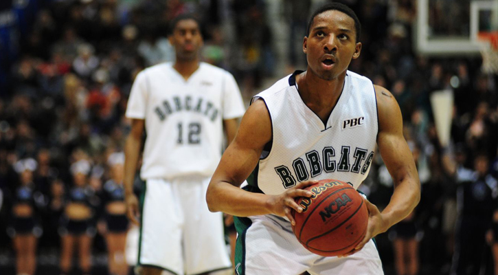 Bobcat Men Drop Homecoming Game, 66-52