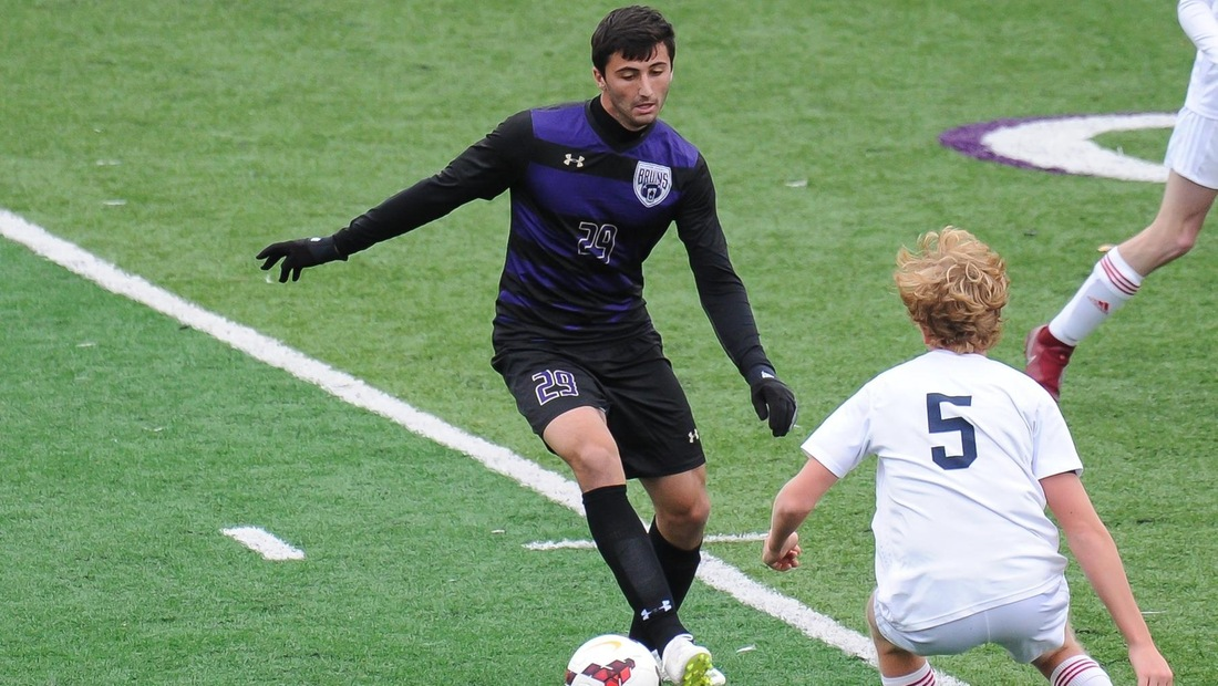 A.I.I. Player of the Year Inaki Aldao leads Bellevue in their first-ever Opening Round home match.