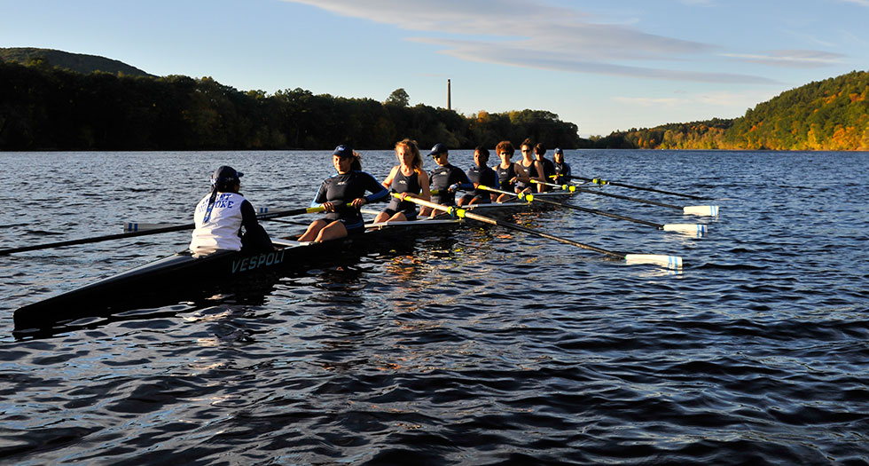 Rowing Opens 2016 Slate With Solid Effort