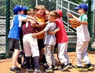 Lil' Bears Baseball Camp