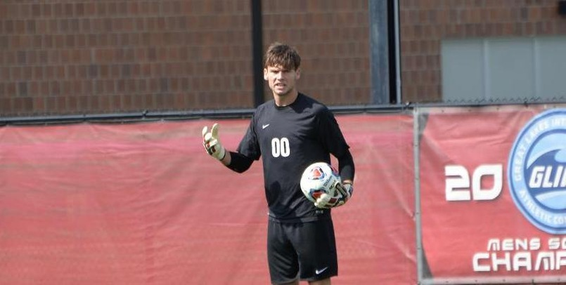 Sophomore goalkeeper Connor Keane notched his first clean sheet of 2017 in Sunday's victory over Truman State...