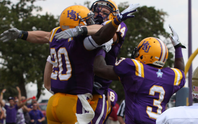 Cowboys Roll Over Texas Lutheran