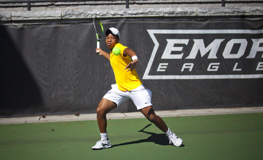 Emory Men's Tennis Opens Spring Season