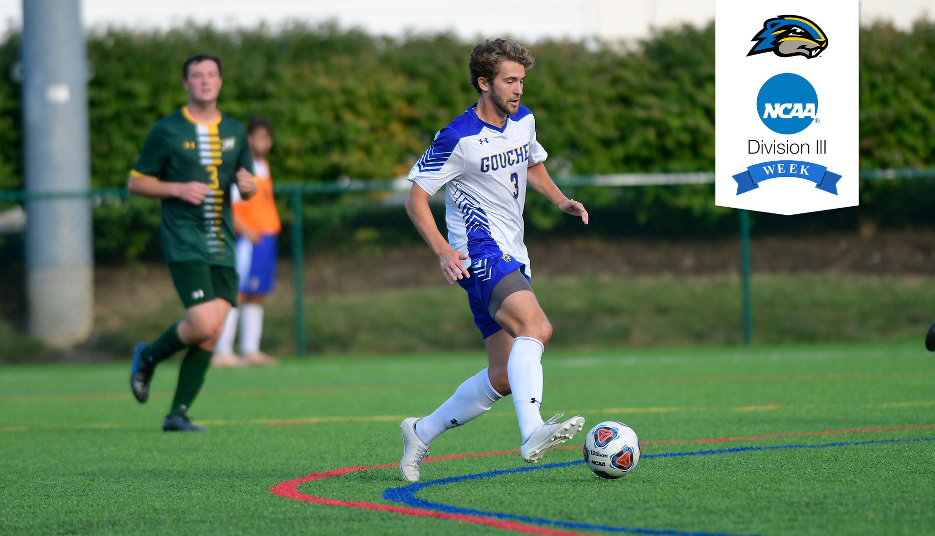 NCAA Division III Week: Question & Answers With Goucher Men's Soccer Sophomore Zach LaFaver