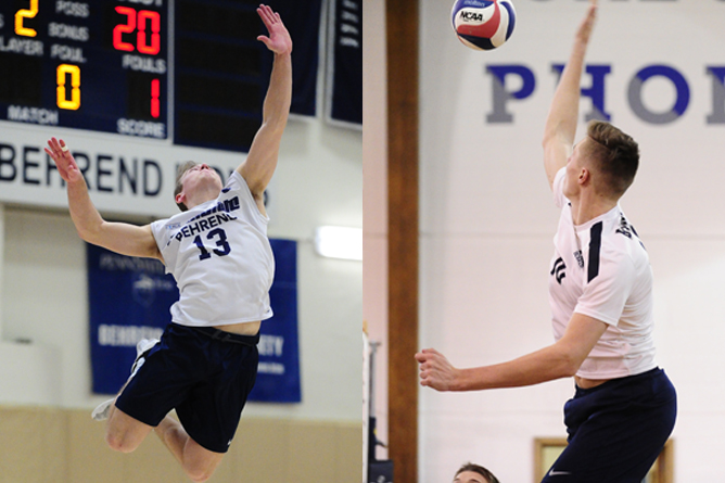 Munk Named AMCC Co-Player of Year; Hildebrand Earns All-Conference Honors