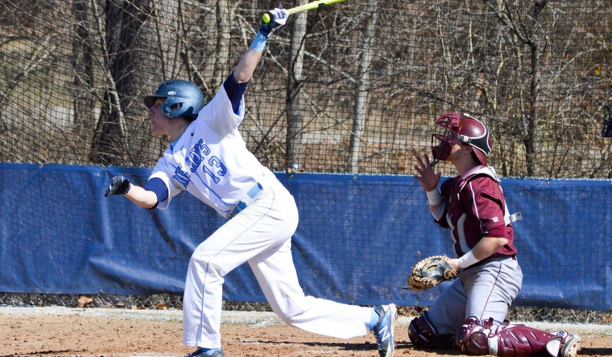 Westminster Baseball Completes Series Sweep