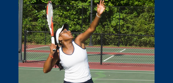 #4 Emory Women's Tennis Defeats Berry 7-2