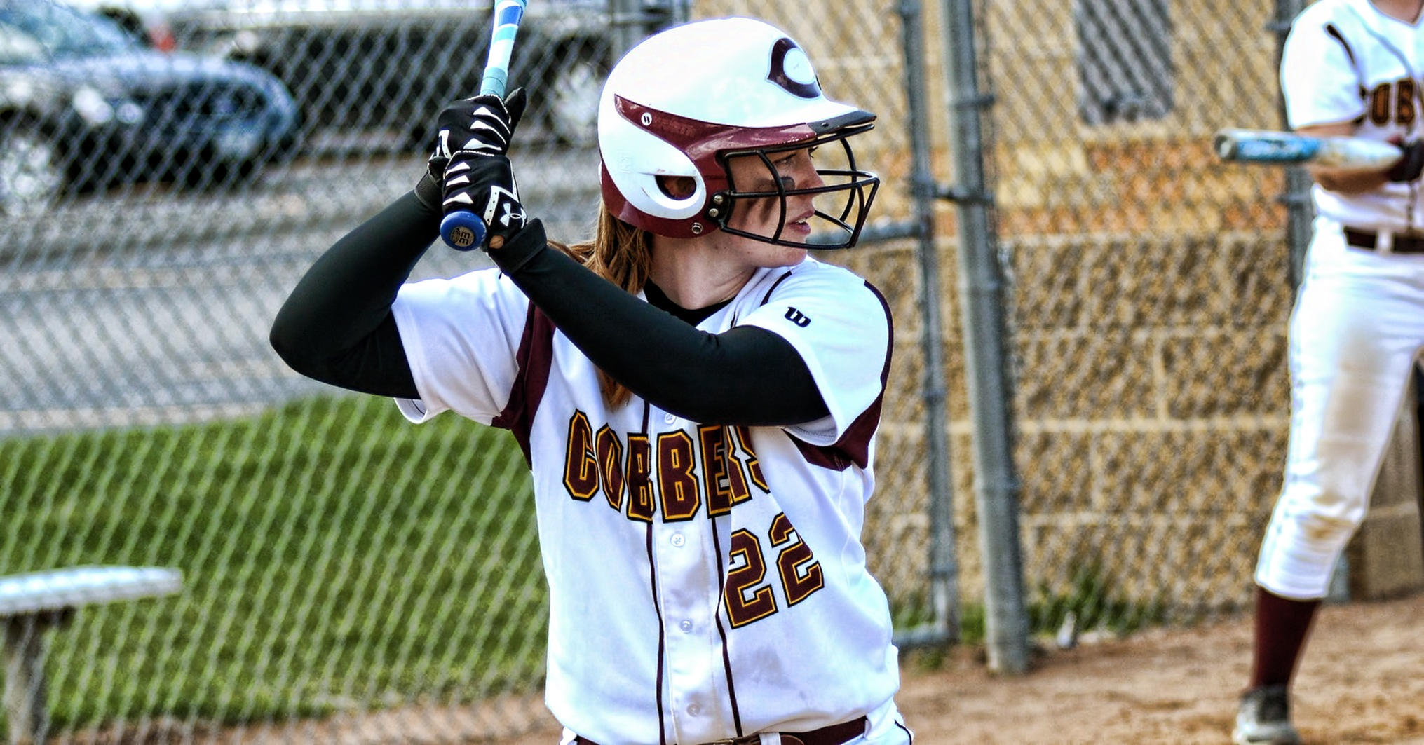 Sophomore Elizabeth Asp had a pair of multiple-run doubles and finished with five RBI in the Cobbers' second day in Florida.