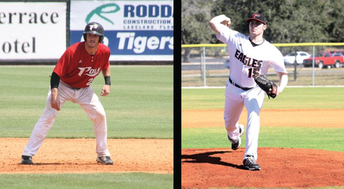 Polk's Asher and Hindmon Win Gold Gloves