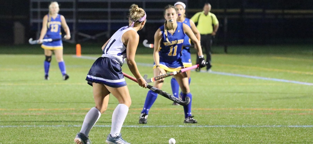 Field Hockey Picks Up Conference Win Against Albertus Magnus
