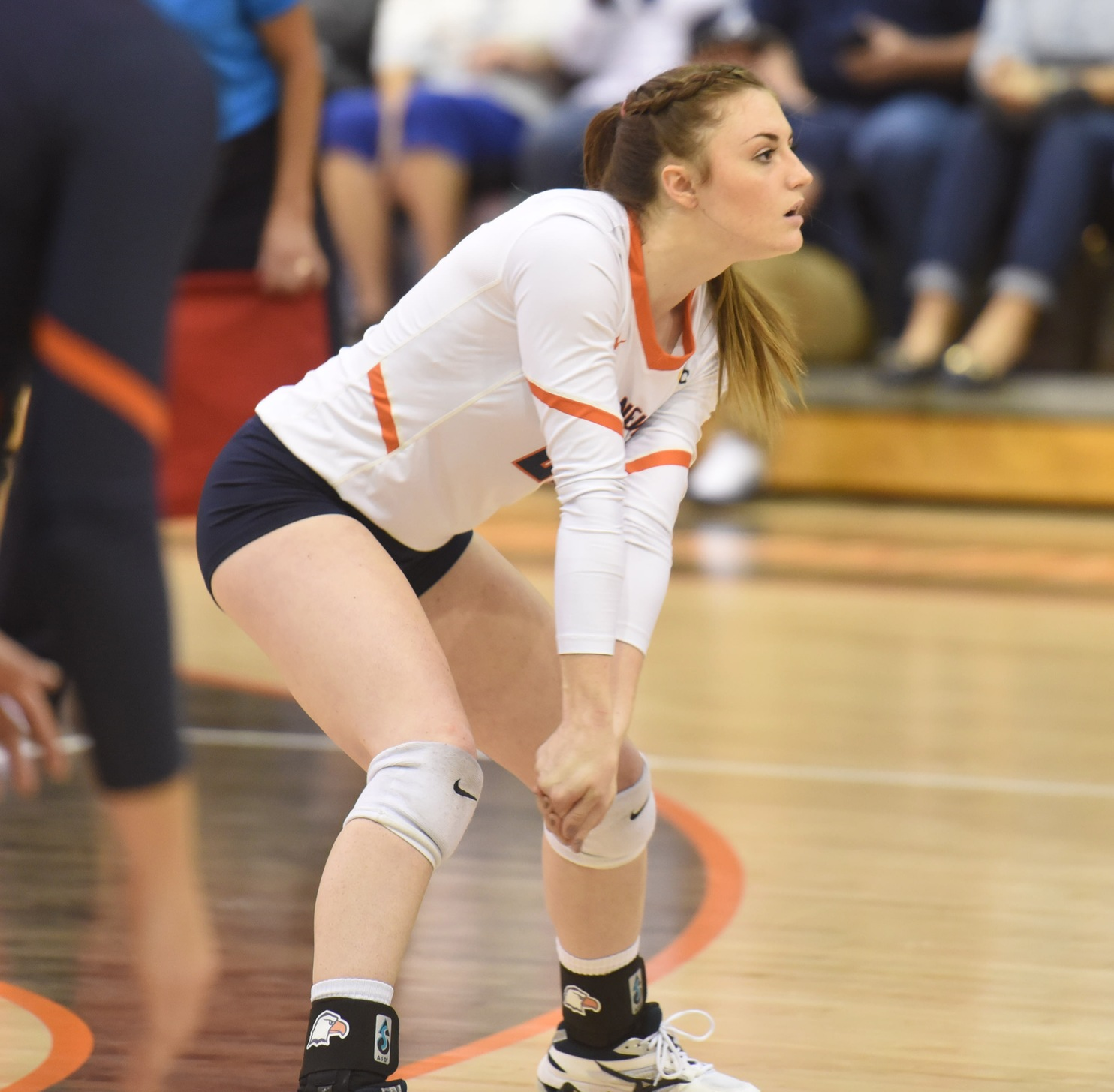 Ballard sets SAC record for digs as C-N drops Mars Hill