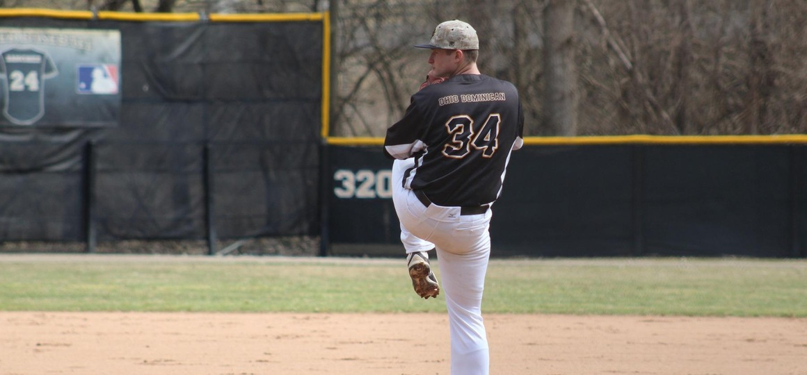 Baseball Picks Up Sweep Of Cedarville