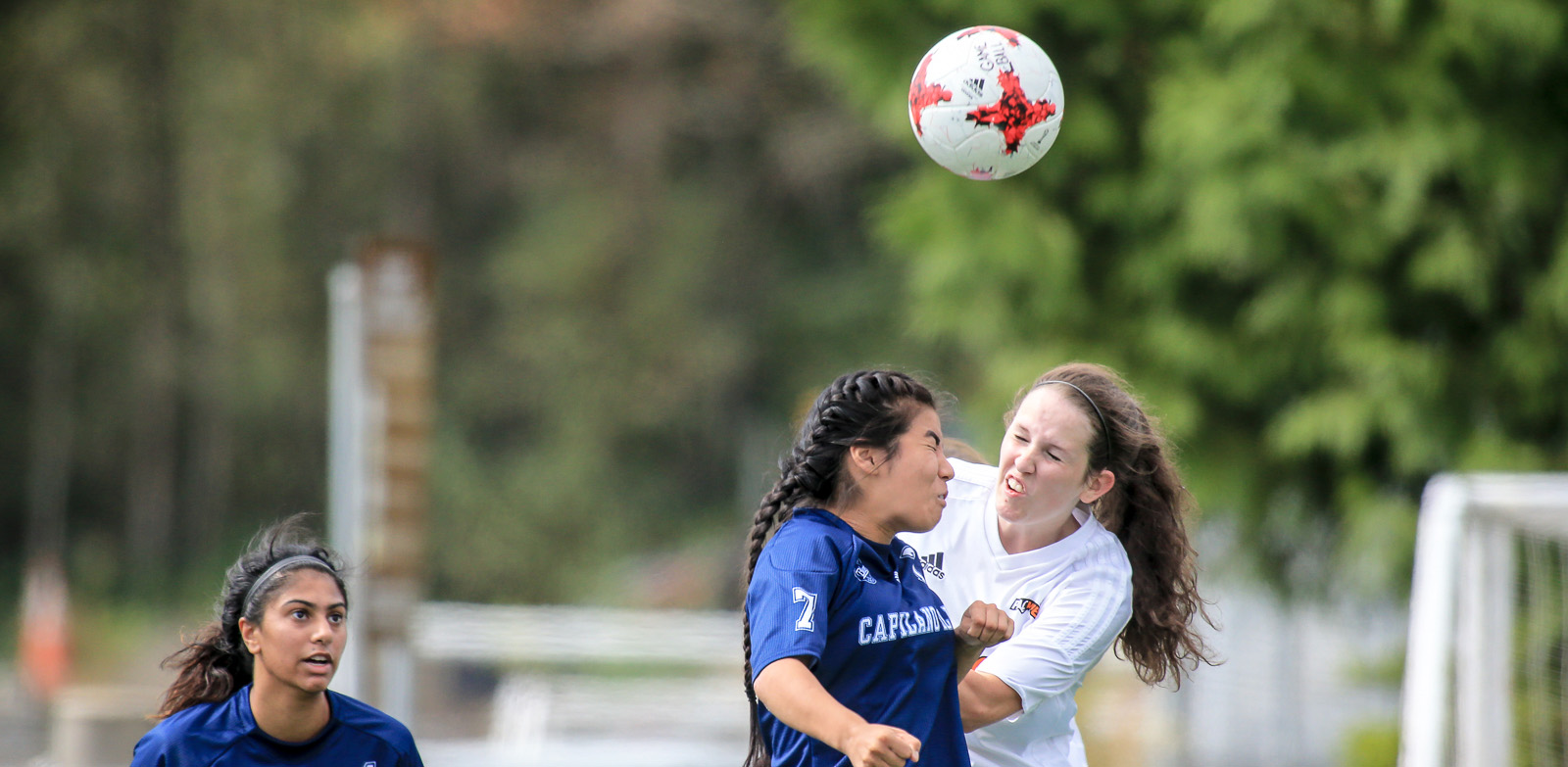 Capilano soccer takes two in Squamish