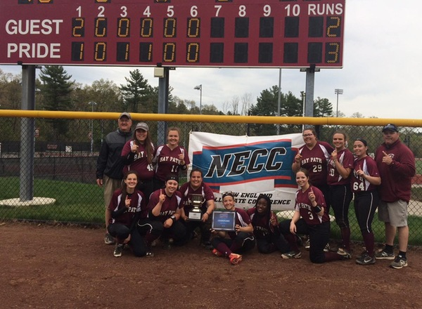 Bay Path Claims 1st NECC Softball Championship with Finals Sweep of Becker College