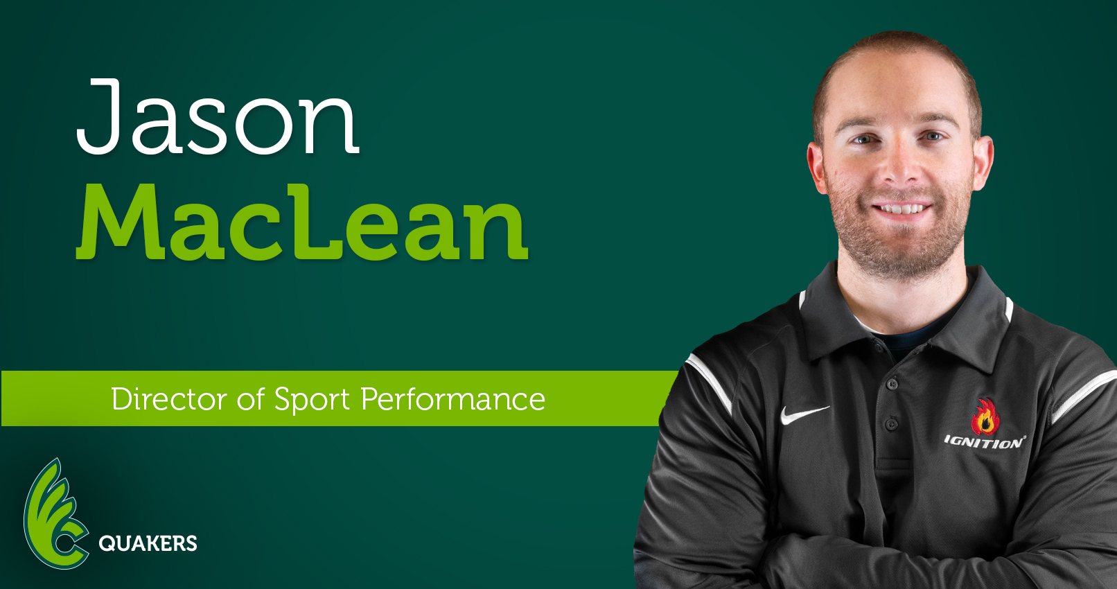 Jason MacLean Hired as New Director of Sport Performance