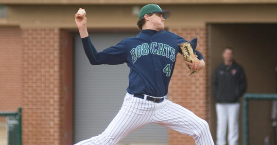 Bats Come Alive, Malkowski Mows Through Mules in 9-4 Bobcat Baseball Win