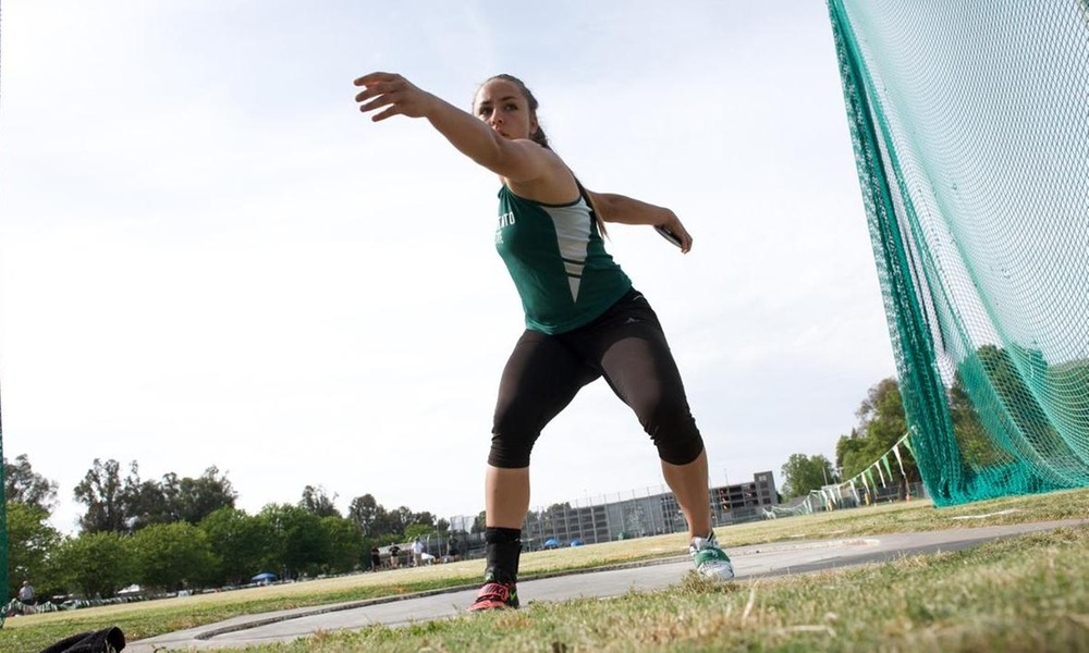 TRACK & FIELD BEGINS OUTDOOR SEASON BY WINNING EIGHT EVENTS AT AGGIE OPEN