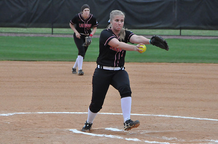Softball: Sixth-ranked Birmingham-Southern takes two from Panthers