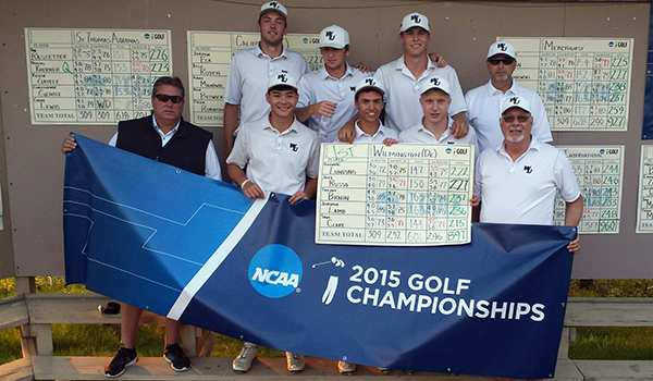 Wilmington Golf Claims NCAA Division II Atlantic/East Super Regional Tournament by Five Strokes
