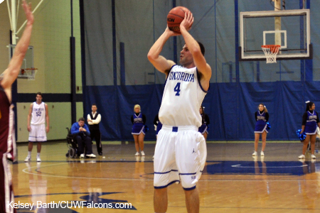 Carroll's first half run defeats Men's Basketball