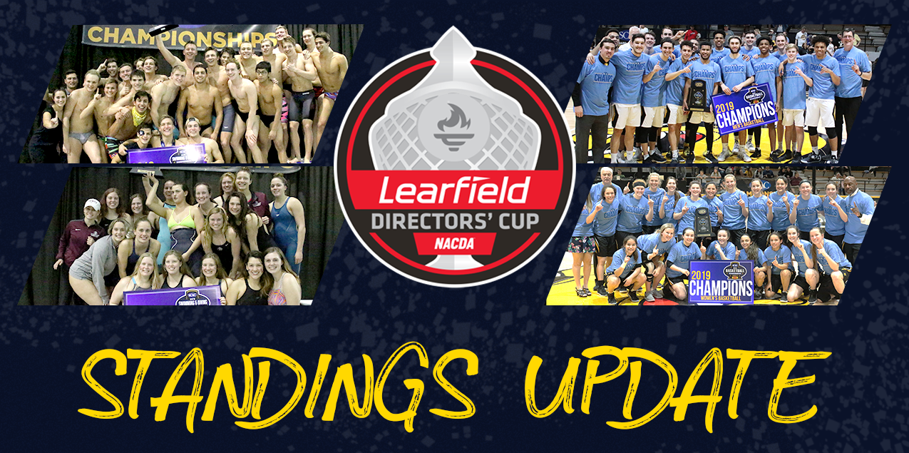 Trinity Leads Four SCAC Members Ranked in Winter Learfield Directors' Cup