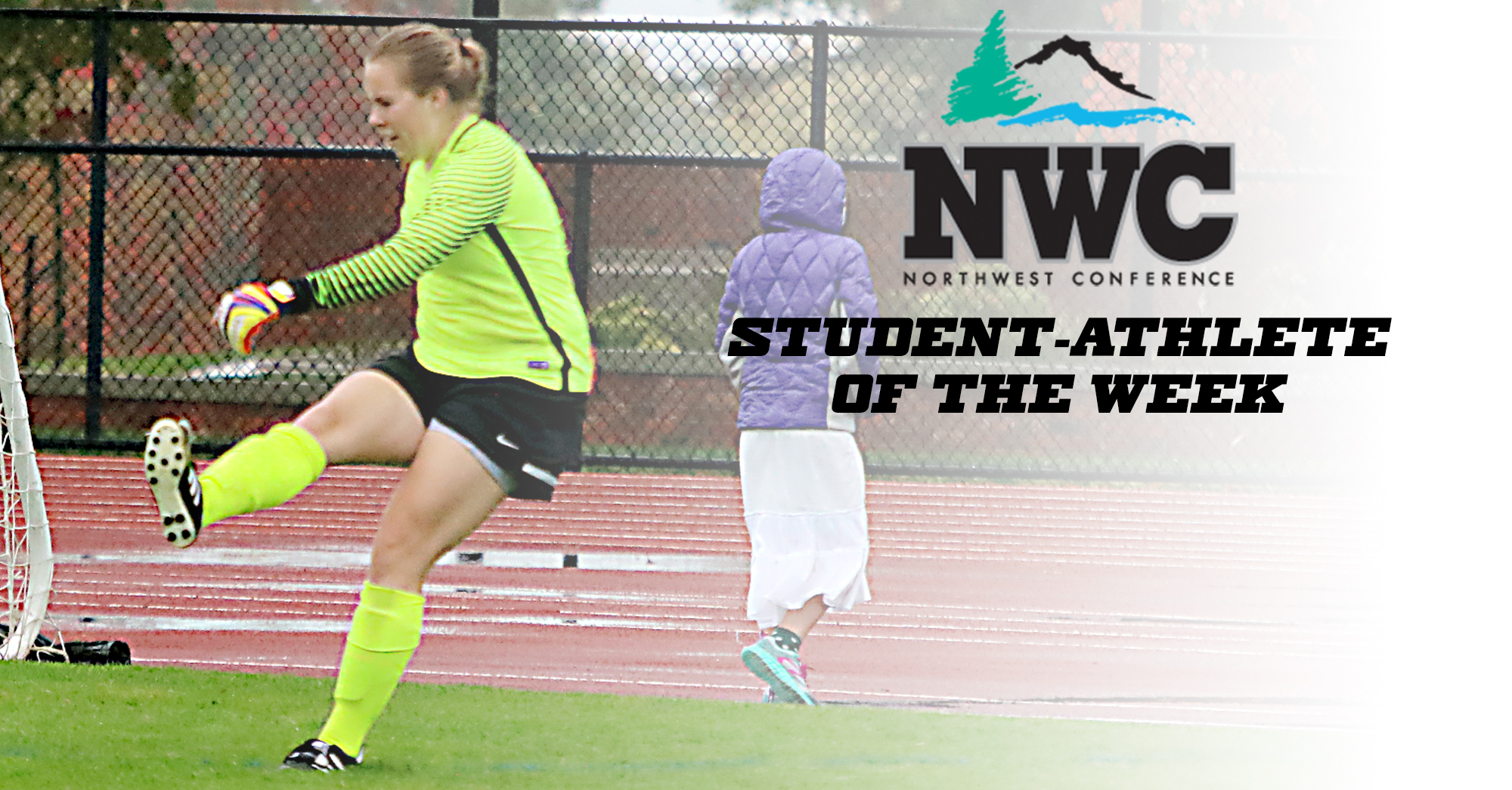 Osmundson claims Northwest Conference weekly honor in final weekend