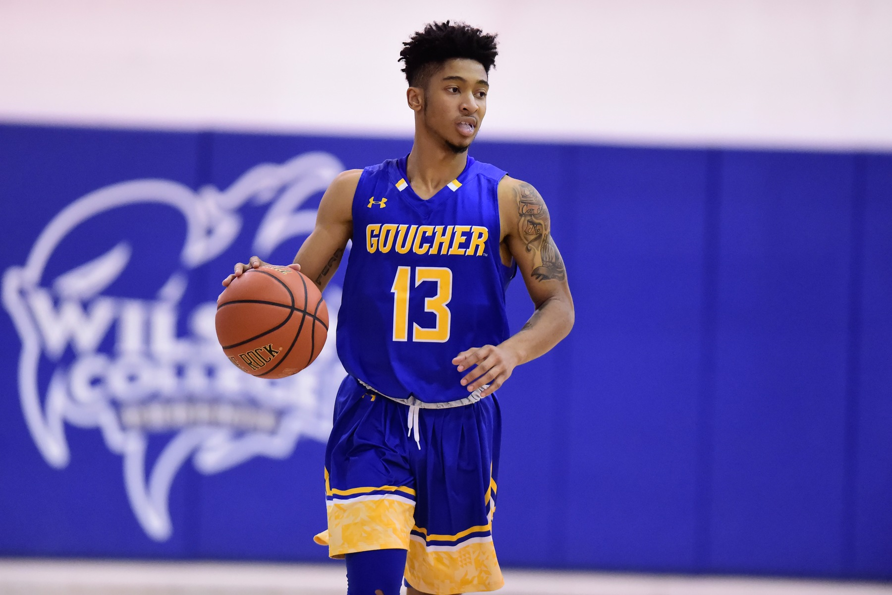 Goucher Men's Basketball Begins Three-Game Homestand Against Juniata On Wednesday