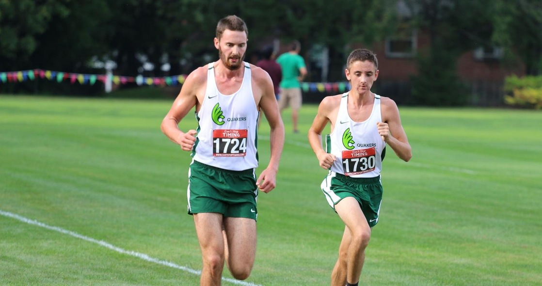 Men's Cross Country Places 10th at Cedarville Friendship Invitational