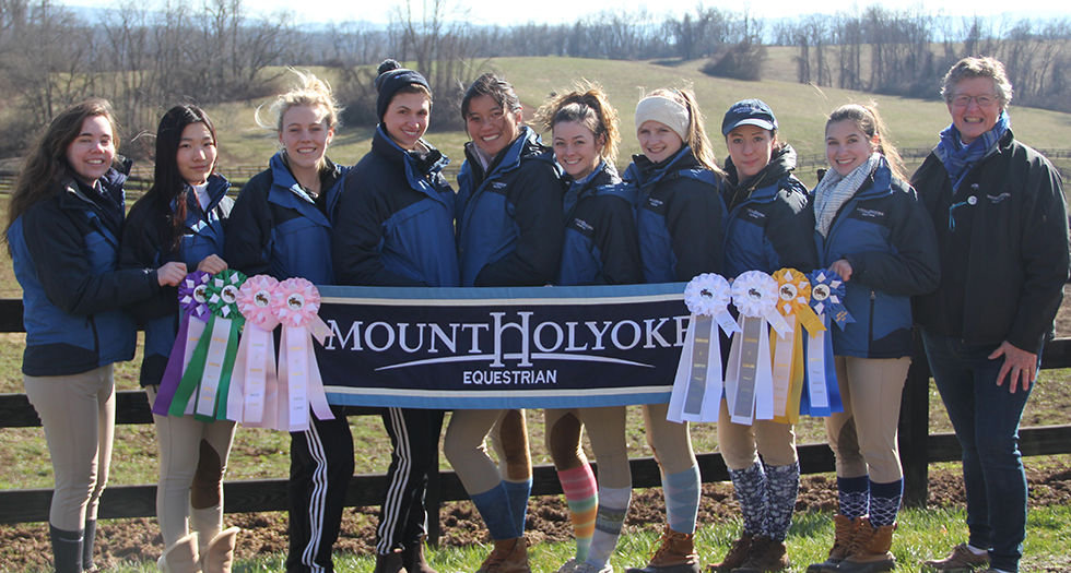 Riding Concludes Action at Winter II Tournament of Champions