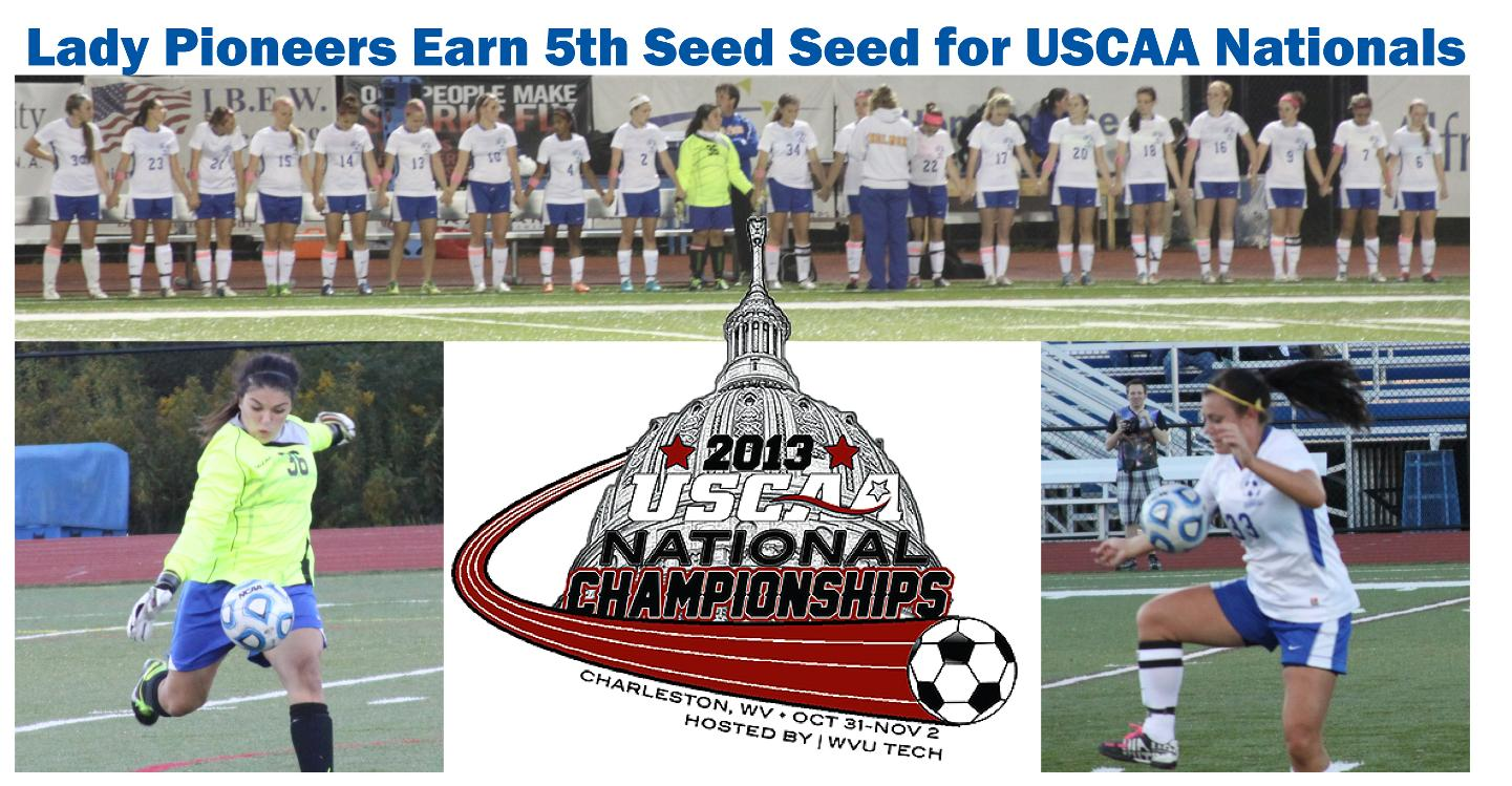Lady Pioneers Earn 5th Seed for USCAA Nationals