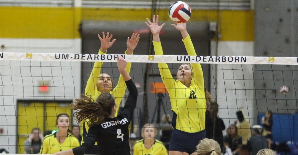 Warriors hold off Wolverines in WHAC match
