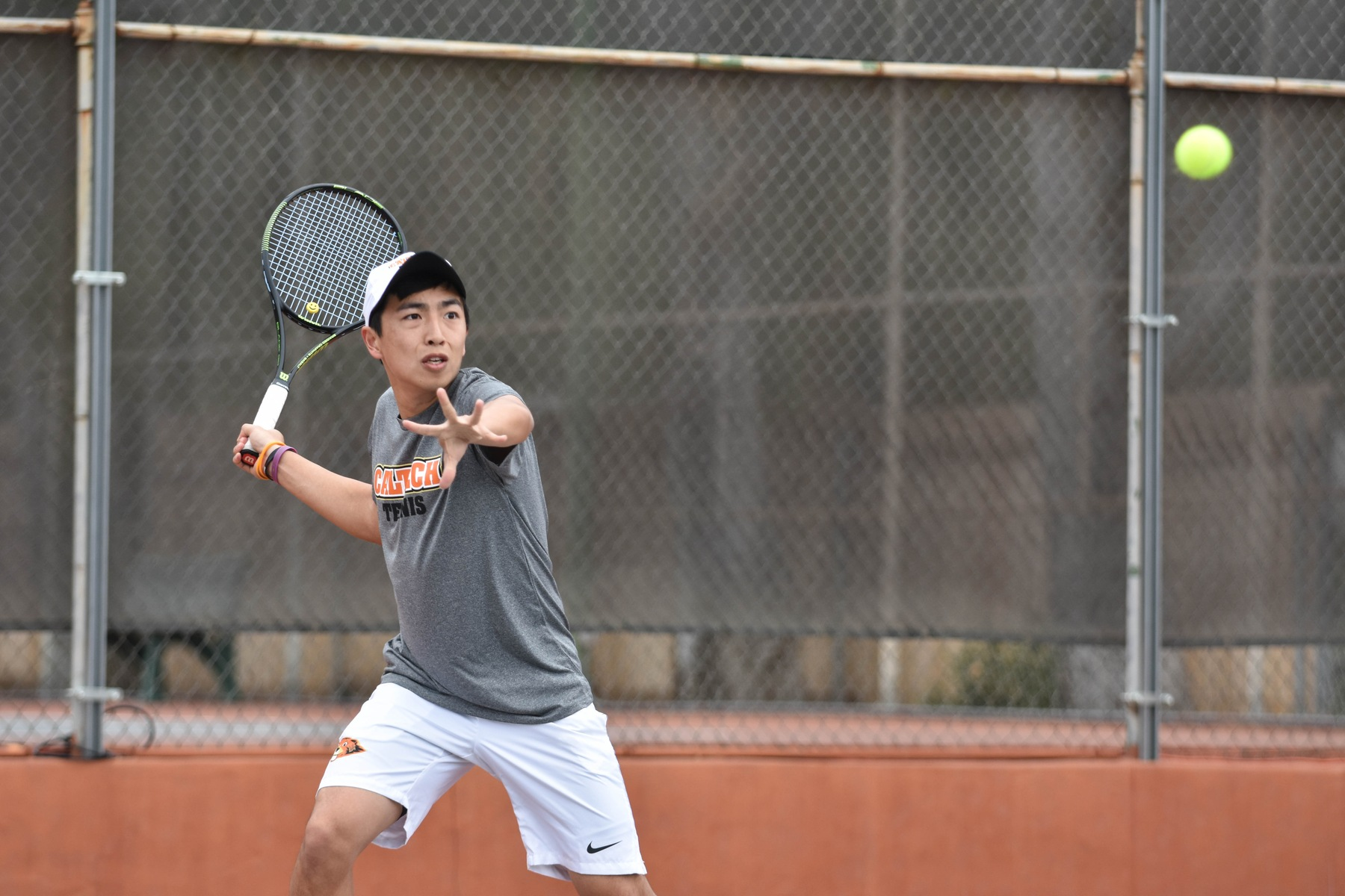 Men's Tennis Up to 33rd in Nation