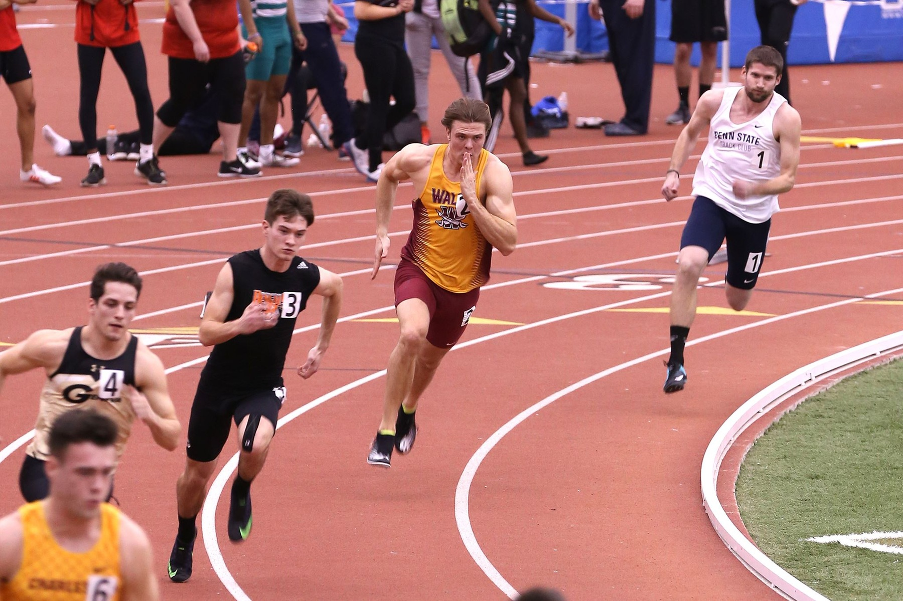 Men's Track & Field Off To Strong Start In Outdoor Season