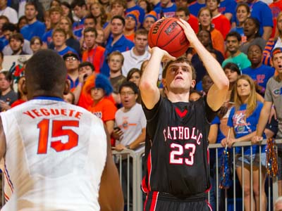 D3Hoops.com ranks CUA No. 11 in this week's Top 25 poll